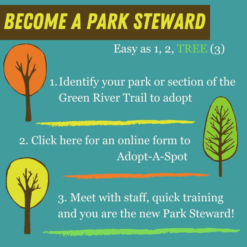 Become a Park Steward
