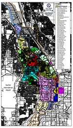 Annexation History Map