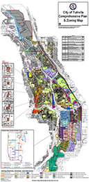 Comprehensive Plan & Zoning Map