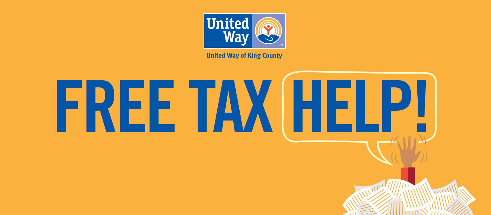 Free tax preparation available at the Tukwila Community Center - City of Tukwila